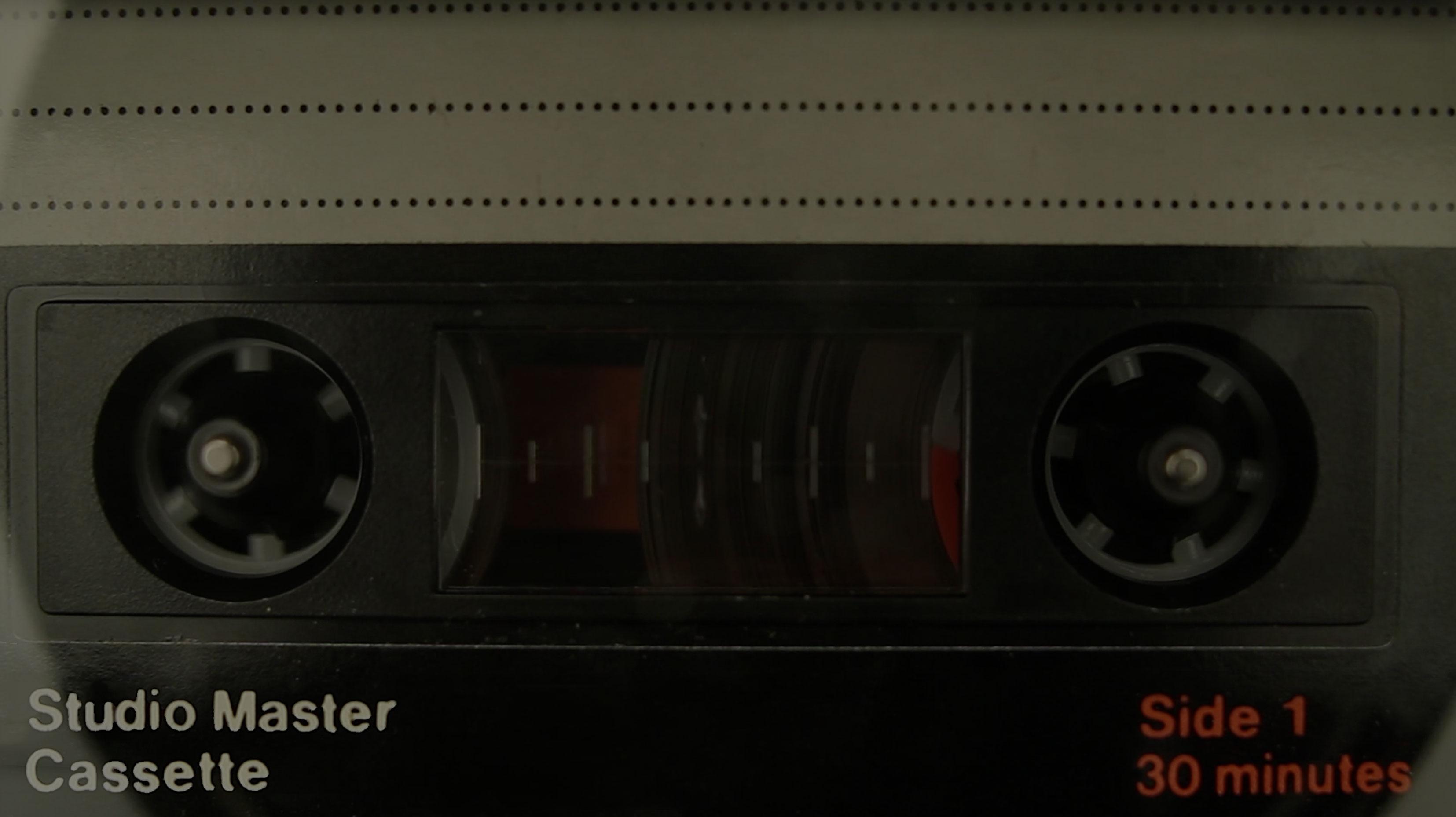cassette placeholder